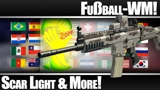 Venom, Black Widow, Fußball- Shirts & Skins, Scar Light, Waffenprägungen - Skill News #6