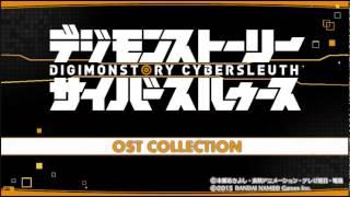 「Digimon Story : Cyber Sleuth」Boss Battle Theme (OST)