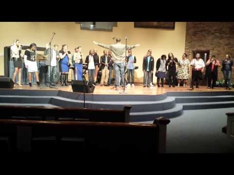 Benjamin Chandler & The Kingdom Singers LIVE @ Gloria Jean Robinson Memorial benefit concert