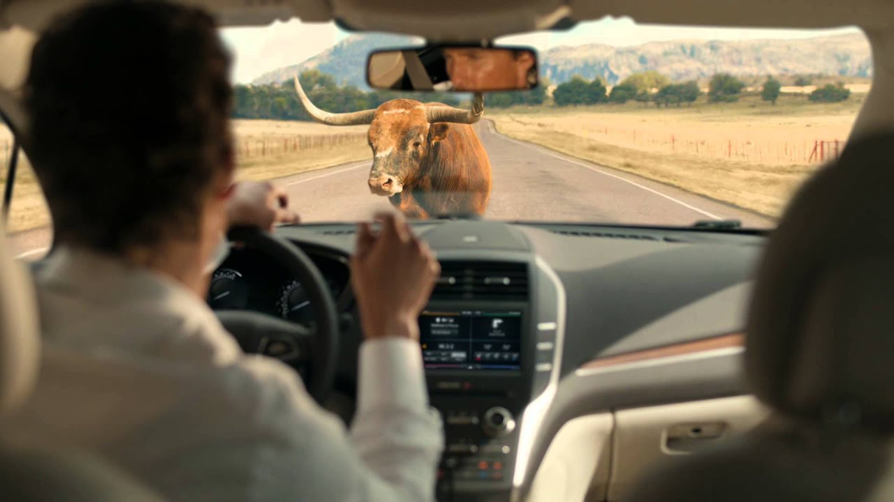 Matthew Mcconaughey And The Mkc Bull Official Commercial Youtube