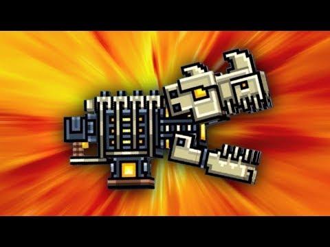 Pixel Gun 3D - Primal Beast [Review]