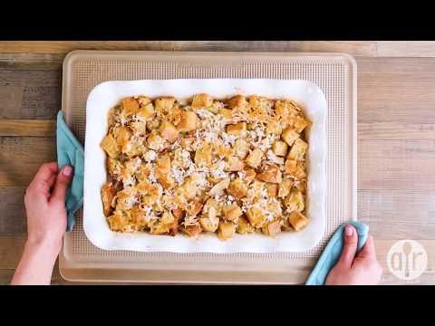 How to Make Coconut Bread Pudding | Dessert Recipes | Allrecipes.com