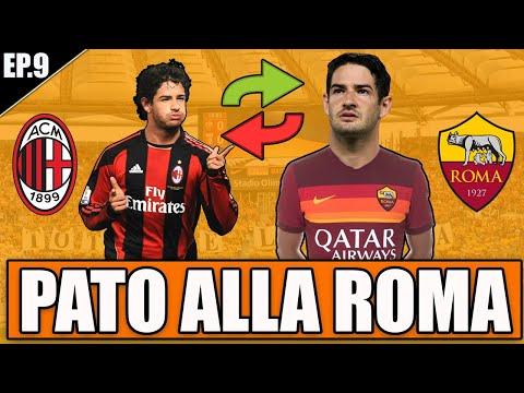 😍 PATO ALLA ROMA!! IL COLPO CLAMOROSO DELLA CARRIERA!! FIFA 21 CARRIERA ALLENATORE ROMA #9