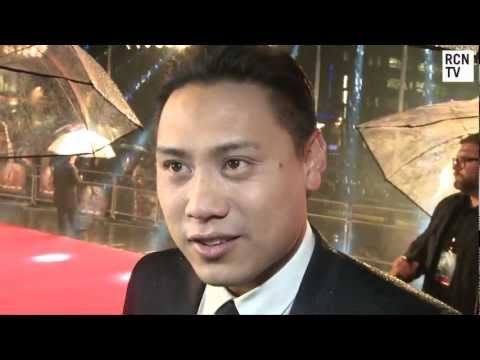 Director Jon M. Chu Interview - G.I. Joe: Retaliation UK Premiere