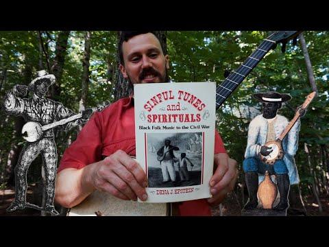 Banjo History Reading List