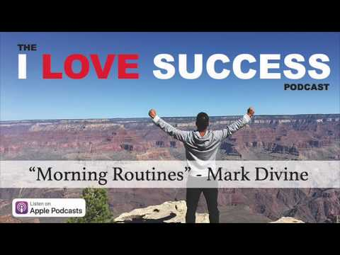 Mark Divine - A Navy Seal Commanders Morning Routines