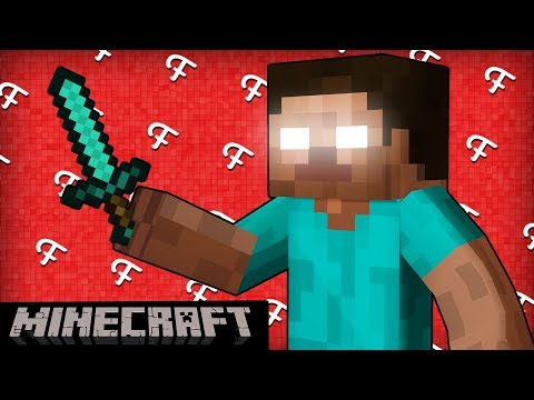 Minecraft: Herobrine Adventure, Zombie Mob Spawner, Super Saiyan Creeper! (Online - Comedy Gaming)