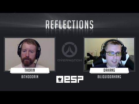 'Reflections' with DaHanG (Quake/OW)