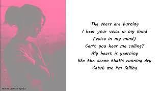 Selena Gomez - A Year Without Rain (Dave Audé Radio Remix) Lyrics