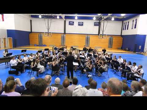 Star Trek: Into Darkness- Parkwood High School Band