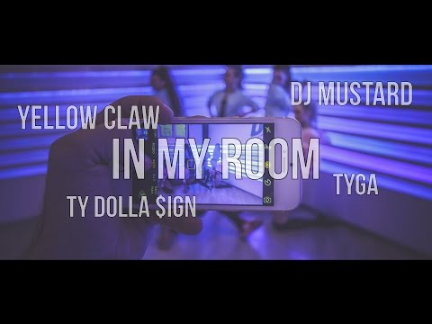 TWERK YOUR MUSCLES vol.7 | In My Room (feat. Ty Dolla $ign & Tyga) - Yellow Claw & DJ Mustard
