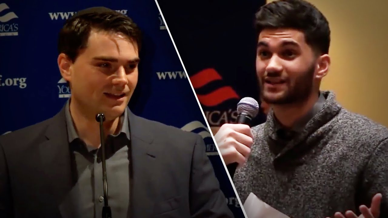 Liberal Student Challenges Shapiro on Systemic Racism Debate
