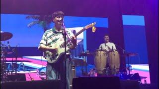 Boy Pablo   t-shirt live in Jakarta (29/11/2019)