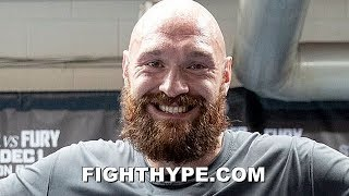 TYSON FURY EXPLAINS ADDITION OF FREDDIE ROACH TO CORNER; INSISTS NO MIND GAMES INVOLVED