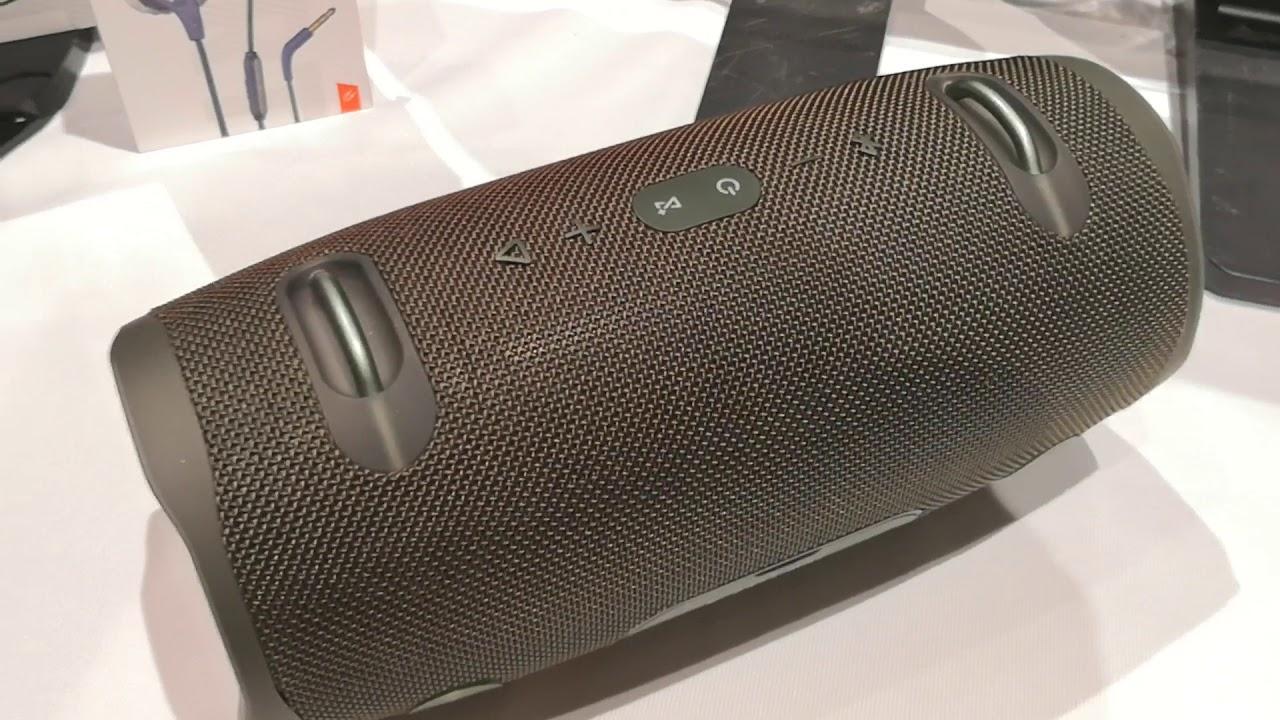 jbl xtreme 2 bluetooth speaker youtube. Black Bedroom Furniture Sets. Home Design Ideas