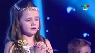 Amira Willighagen Ave Maria on Susana Gim nez TV Show - Argentina - 20 August 2014.mp3
