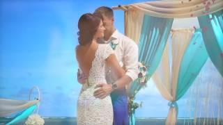Свадьба в Доминикане Юлия & Андрей пляж Амор(, 2016-12-27T02:36:28.000Z)