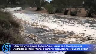 SOTT-Сводка, Январь 2015: Метеоры, Экстремальная Погода и Земные Изменения(