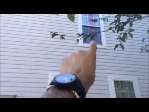 manassas va window leak from driving rain roofer911 youtube. Black Bedroom Furniture Sets. Home Design Ideas