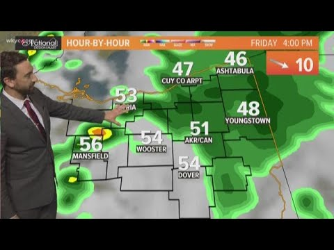 Morning weather forecast for Northeast Ohio: April 26, 2019