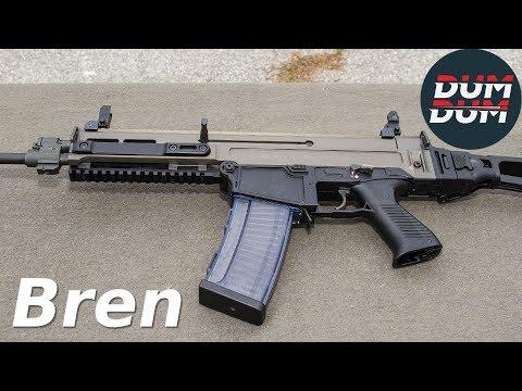 CZ Bren 805 opis puške