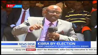ODM leaders meet delegates to strategise on Kibra by-election
