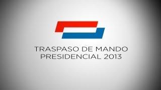 Viñeta de Presentación del Traspaso de Mando Presidencial 2013 - Segunda Versión