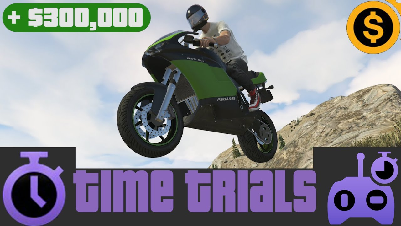 GTA 5 - Event Week $300,000 - Time Trial & Premium Race Guide