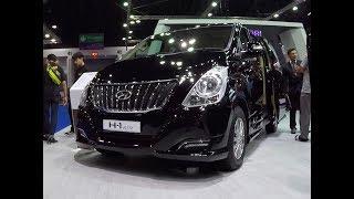 New 2018 Hyundai H 1 Elite Luxury VAN смотреть