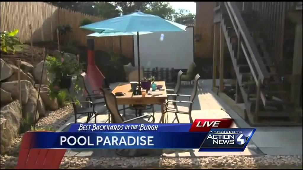 Best Backyards In The U0027Burgh: A Pool Paradise