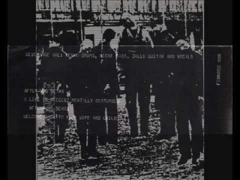 Dischange / Excrement of War split EP (1991)