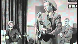 "Rex Allen Sr. and Buddy Ebsen ""Strawberry Roan"""