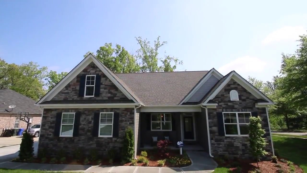 The Caldwell New Homes In Mooresville Nc Wellesley By