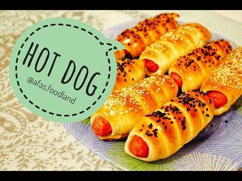 Hot Dog Resepti. Hot Dogun hazırlanması I Afa's foodland az
