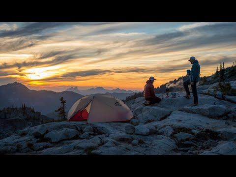 FreeLite™ Ultralight Backpacking Tent & FreeLite™ Ultralight Backpacking Tent - YouTube