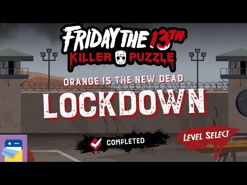 Friday the 13th Killer Puzzle: Episode 2 Walkthrough - Lockdown (Blue Wizard Digital)