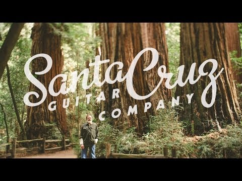 Santa Cruz Guitar Company | Richard Hoover Among Giants