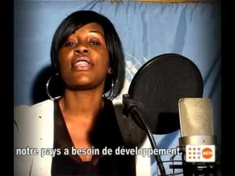 Clip UNFPA Congo - Femmes congolaises: votez