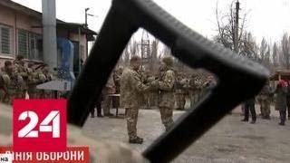 В Киеве ели, пили, веселились и решили объявить Москве войну - Россия 24