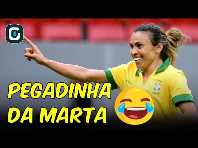 Mistério DESVENDADO: Postagem enigmática de Marta era MARKETING (20/02/19)