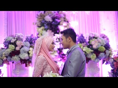 Selalu Milikmu (Ikke Nurjanah) Cover By Fida D'Academy At Wedding Ceremony
