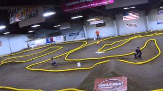 4wd Open Short Course Heat 1 Race 7 - 05/16/2015 - Indy RC World