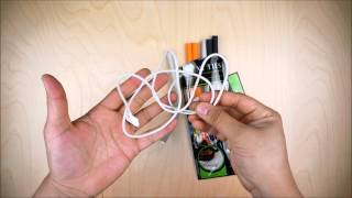 Flexi Ties - Cable Organizer by UT Wire