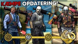 NYE SKINS, NYE MAPS & NYE GAMEMODES! (CS:GO OPERATION)
