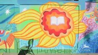 Leon Center. Murals Engage