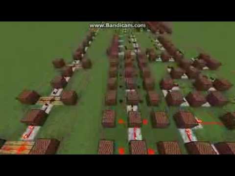 """Minecraft Note Blocks - """"Hedwig's Theme"""" by Jarrod Radnich"""
