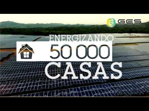 The largest solar project in the Caribbean - Monte Plata, Dominican Republic