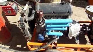 компрессор из двс своими руками homemade compressor