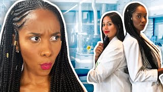 We Become Professional Lipstick Testers for a Day?! (Beauty Trippin)