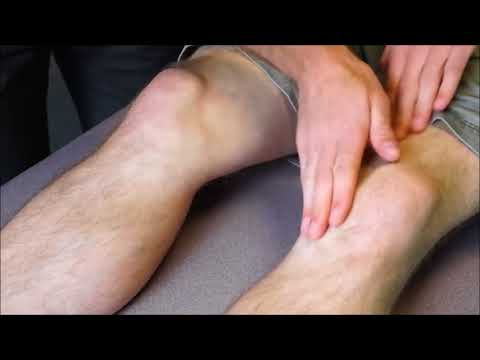 Unintentional ASMR - Dr. Gill Checks A Knee (Looped for 30 min.)